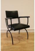 Jacques Adnet — Bureau et son fauteuil